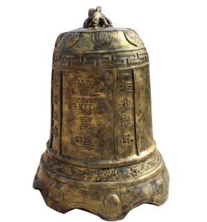 城市铸铜钟景观挂钟