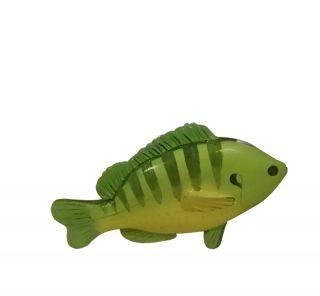 彩绘鱼_商场动物玻璃钢摆件
