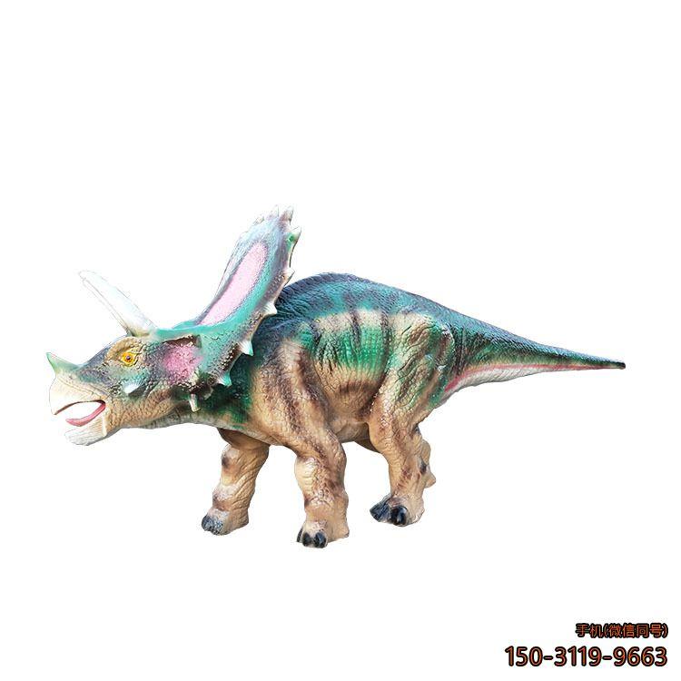 仿真恐龙之三角龙
