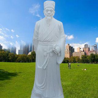 著名医生李时珍雕像
