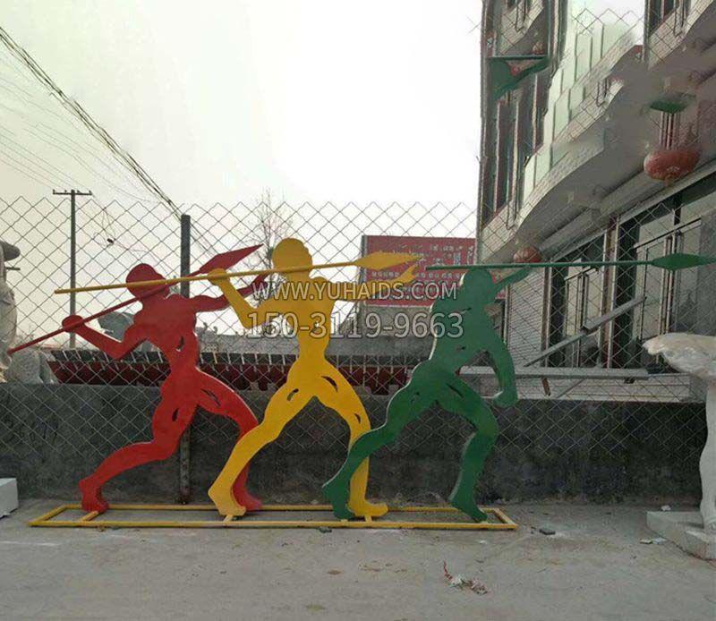 不锈钢避雷针广场景观雕塑