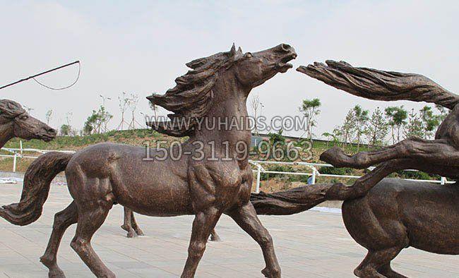 奥运五环雕塑