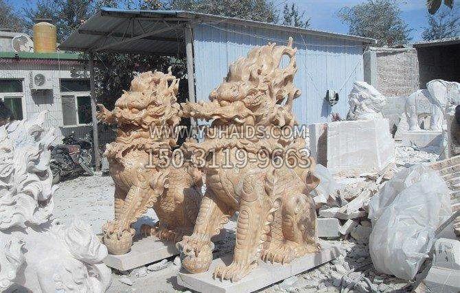 茶壶铜雕公园景观雕塑