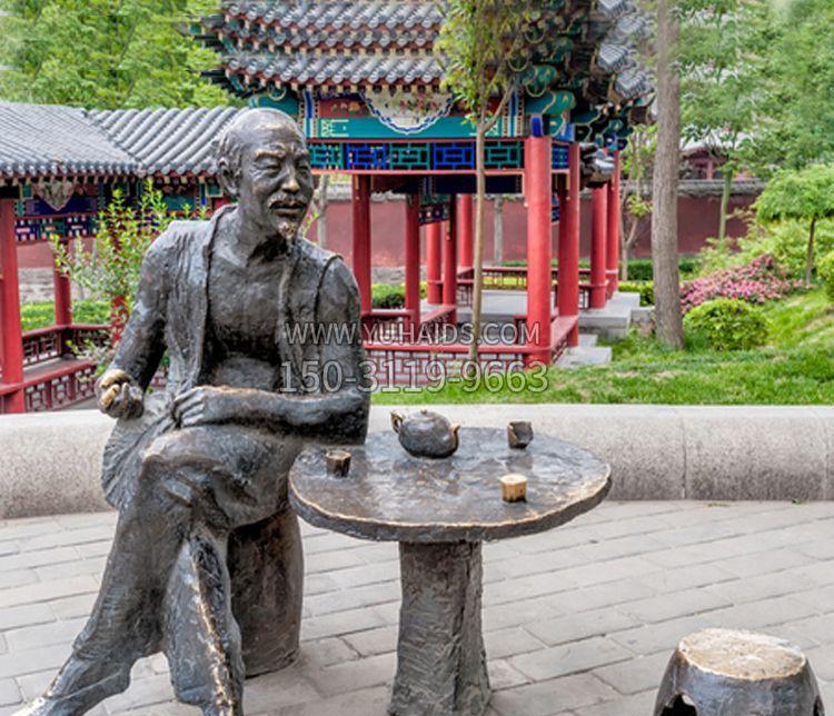 铜雕双龙壁画景观摆件