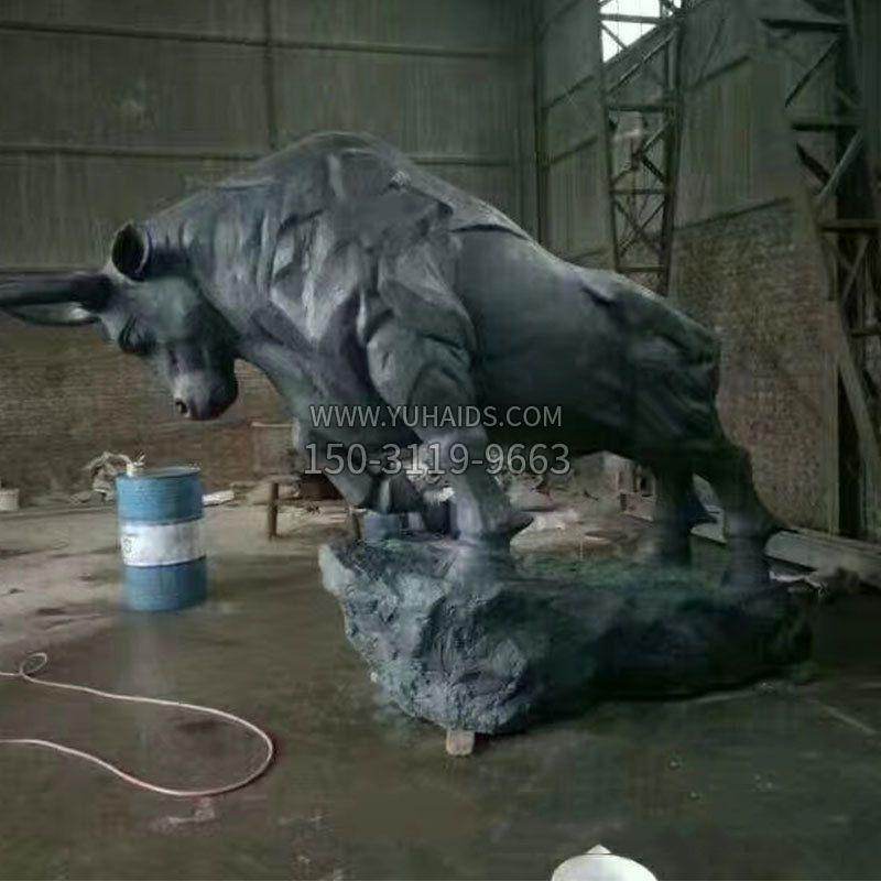 铸铜吃饭人物雕塑