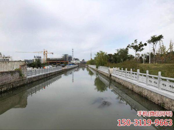 淮安市河道栏杆工程