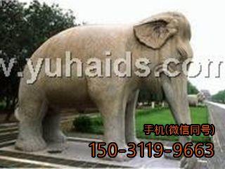 大型铸铜大象