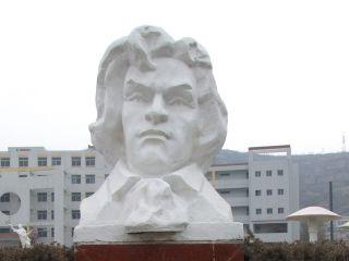 音乐家贝多芬头像